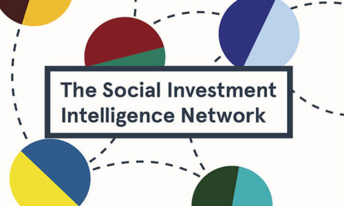 Initial Report - Social Spider - Social Investment Intelligence Network (SIIN)