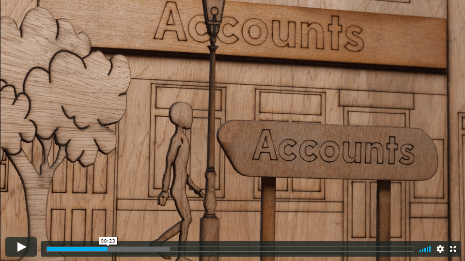 Key Fund - Social Investment Animation