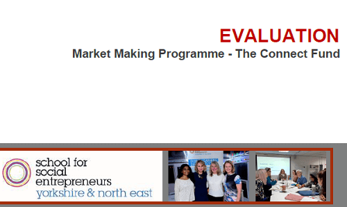 SSEYN Market Making for Social Investment - Evaluation Report