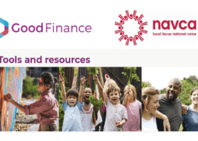 Good Finance Resources for Infrastructure Organisations