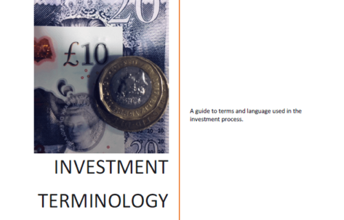 Investment Terminology Glossary - Key Fund