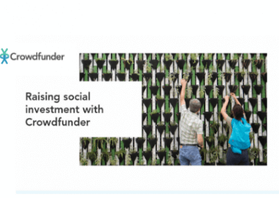 Crowdfunder Social Investment Hub