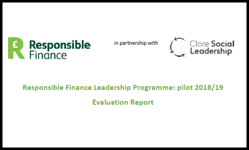 Responsible Finance Leadership Programme - Evaluation Report