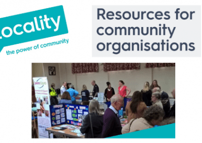 Locality - Resources for Community Organisations